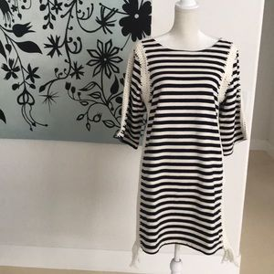 Nautical Patchwork tunic dress from Pépin